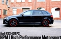 Chiptuning Berlin HPM Audi RS3 2.5 TFSI 420 PS