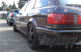 Audi RS2 360 PS Softwareoptimierung / Chiptuning
