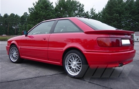 Audi S2 Coupe 420 PS