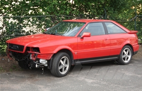 Audi S2 Coupe 480 PS