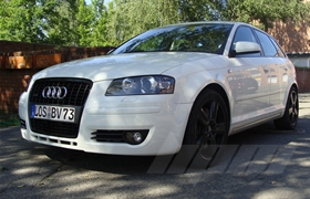 Chiptuning Berlin Audi A3 3,2 Chiptuning / Softwareoptimierung