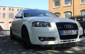 Chiptuning Berlin Audi A3 3,2 Softwareoptimierung / Chiptuning