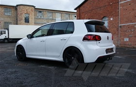 Golf 6 R 2.0 TFSI Chiptuning / Softwareoptimierung 340 PS