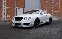 Bentley Continental Mansory GT63